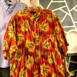 RARE EUC GUESS GEORGES MARCIANO WESTERN BLOUSE